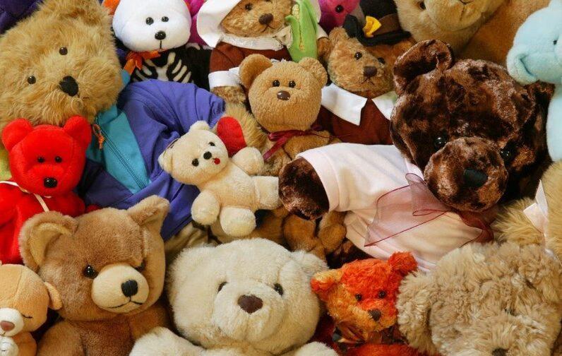 Химчистка мягких игрушек