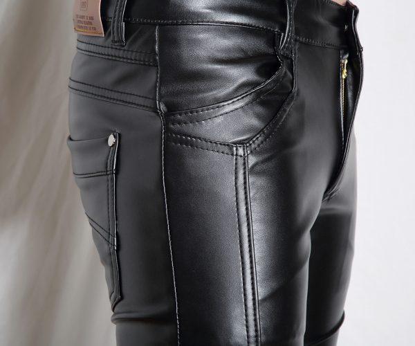 ремонт кожанных брюк