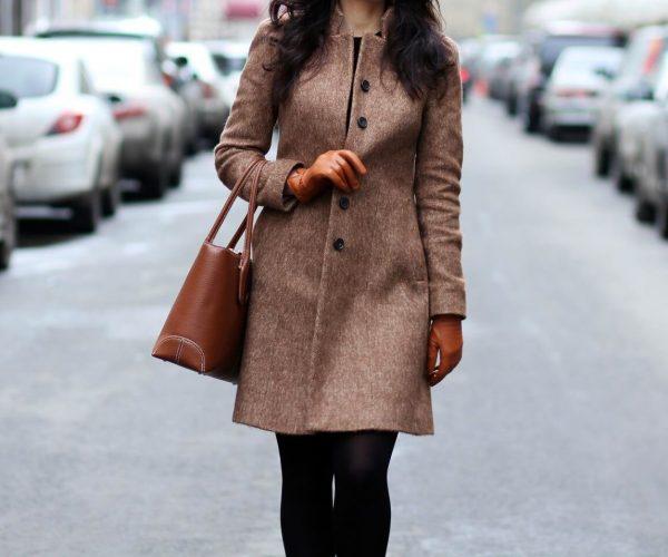 укоротить пальто